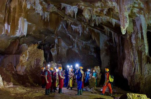 Cueva Fun Fun