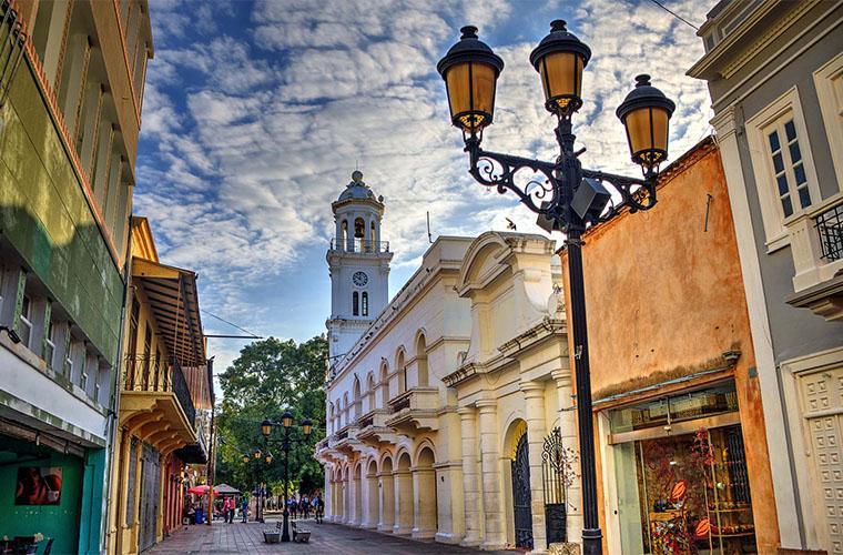 Santo Domingo Panorámico