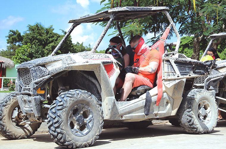 Honda & ATV Tour in Punta Cana