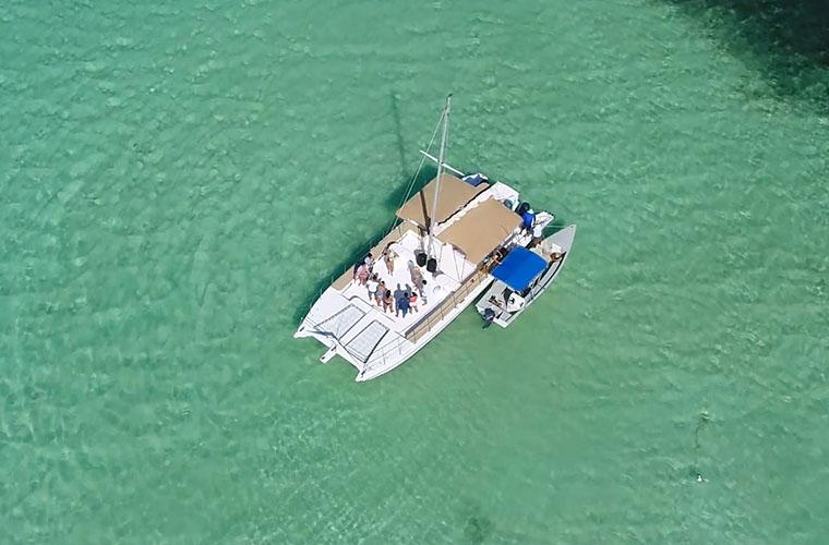 Infinity Ocean Catamarans