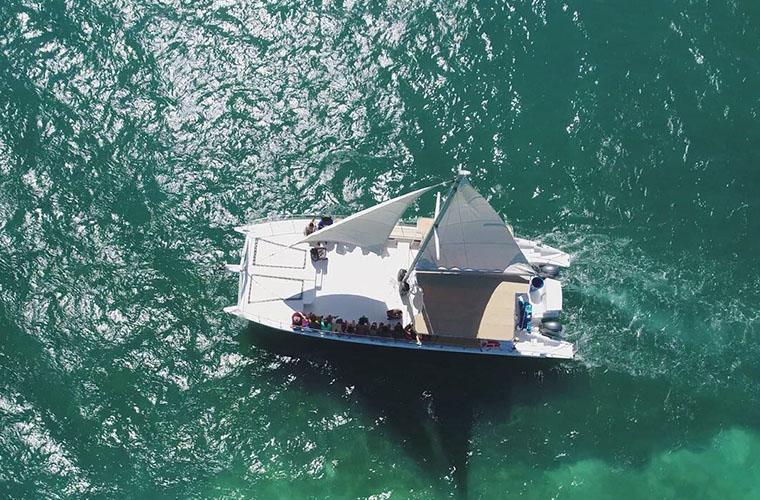 Infinity Ocean Catamarans Excursion in Punta Cana