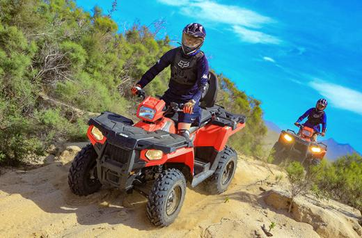 ATV Desert Adventure Los Cabos