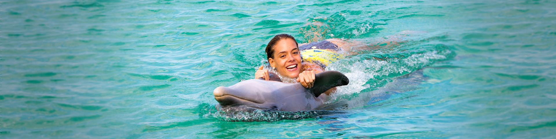 Dolphin Island Excursion in Punta Cana