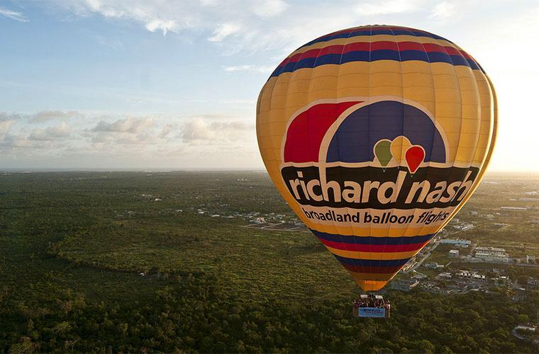 Hot Air Balloon Tour in Punta Cana