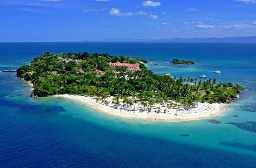 Samana by Air Tour