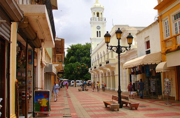 Excursión Santo Domingo
