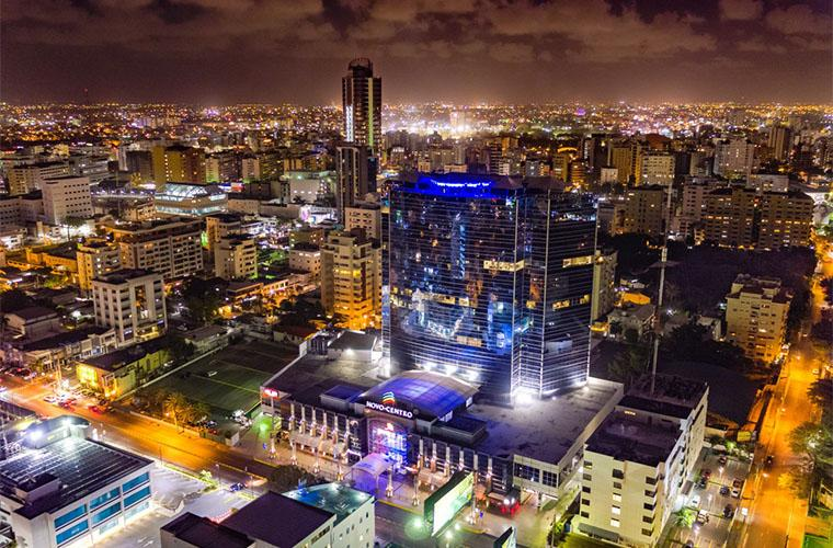 Santo Domingo by Air Tour