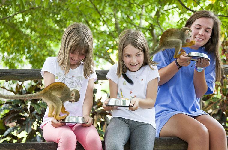 Monkey Land Excursion in Punta Cana