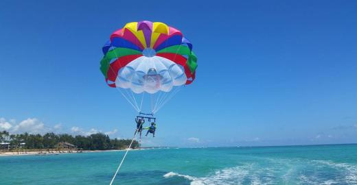 Parasailing Adventure Tour in Punta Cana